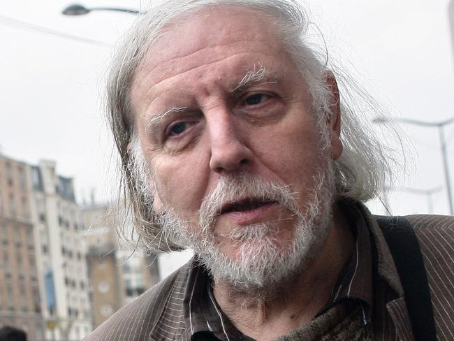 Long career ... Cartoonist Philippe Honore, was killed in the Charlie Hebdo shootings in Paris. Picture: Supplied