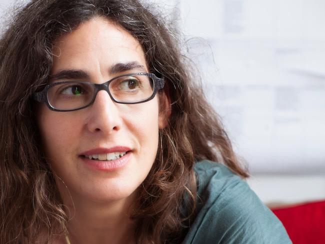 Sarah Koenig produced the Serial podcast.
