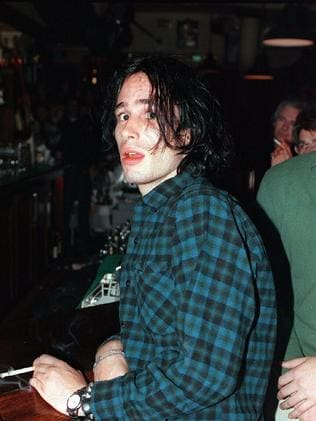 Jeff Buckley at the Hard Rock Cafe.