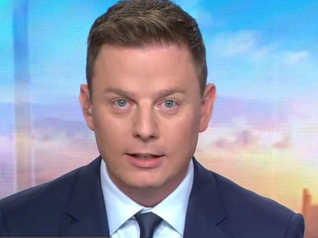 Ben Fordham has hit back at 'so-called Muslim leaders' saying it's OK to him women. Picture: Today/Channel 9