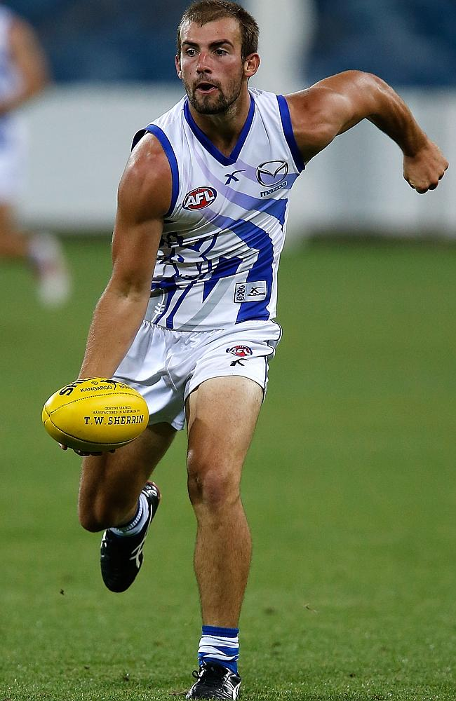Ben Cunnington had 26 possessions for North Melbourne.