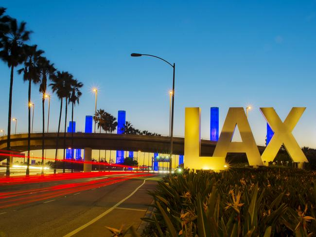 Flights to Los Angeles are about 13 per cent cheaper if you fly during the month of May.
