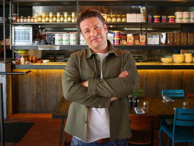 The celebrity chef has had it with vegans. Picture: News Corp Australia
