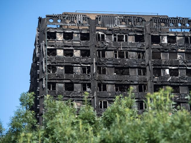 Residents of Grenfell Tower had raised safety concerns with the building managers for years before the deadly blaze that claimed at least 80 lives. Picture: Carl Court/Getty Images.