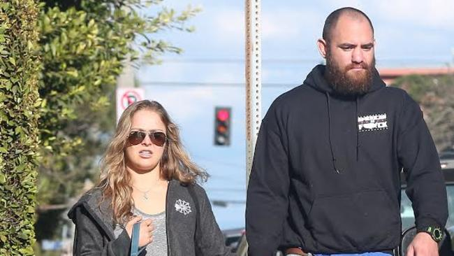 Who Is Ronda Rousey's Controversial Boyfriend Travis Browne?