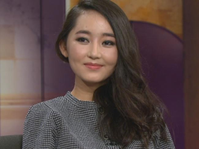 The 22-year-old has published a best-selling book on her harrowing experiences. Picture: Insight