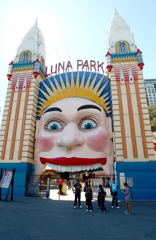 luna park business report Luna park sydney in milsons point, nsw, 2061 business contact details for luna park sydney including phone number, reviews & map location - truelocal.