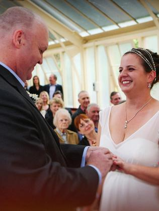 Rob and Claire tied the knot in 2010.