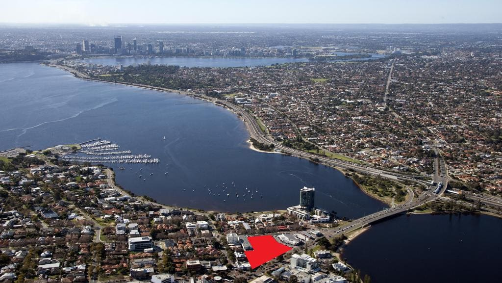 perth developer finbar to build 350m apartment towers in