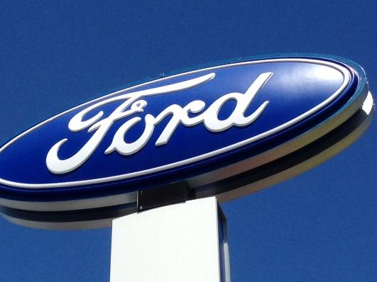 generic pics of Ford badge