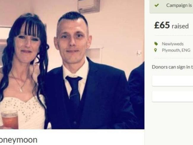 The couple started a GoFundMe page.