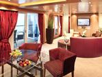 """<b>WINTERGARDEN SUITE, SEABOURN ENCORE:</b> From the soaking tub in the private glassed-in solarium to the alfresco dining veranda, luxury-seekers will feel right at home in the Wintergarden Suite on the soon-to-launch Seabourn Encore, which arrives in Australia in January. The 144sq m suite has two bedrooms, 2½ bathrooms, large windows to make the most of the ocean views, a dining area for six and a pantry with a wet bar and espresso machine. Need more? Luxury line Seabourn prides itself on its personalised service with a ratio of almost one staff member for each guest on board.  <a href=""""http://seabourn.com/"""" target=""""_blank"""">seabourn.com</a>"""