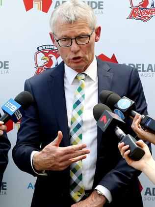 NRL head of football Brian Canavan says taking the State of Origin to Adelaide Oval will spread rugby league to new audiences. Picture: Calum Robertson