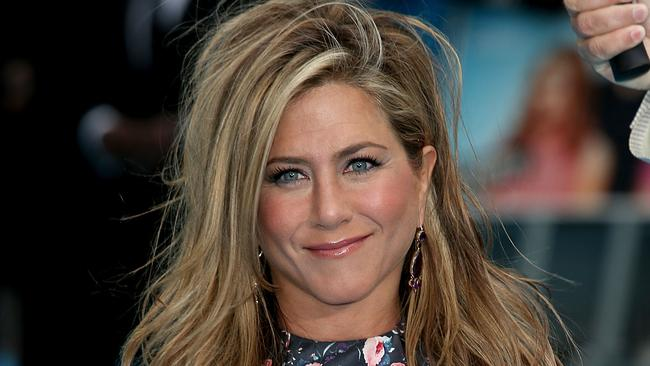 Jennifer Aniston has a pretty simple alias.