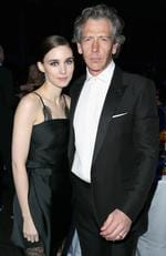 Actors Rooney Mara (L) and Ben Mendelsohn attend the 27th Annual Palm Springs International Film Festival Film Festival Awards Gala at Palm Springs Convention Center on January 2, 2016 in Palm Springs, California. Picture: Jason Merritt/Getty Images for PSIFF