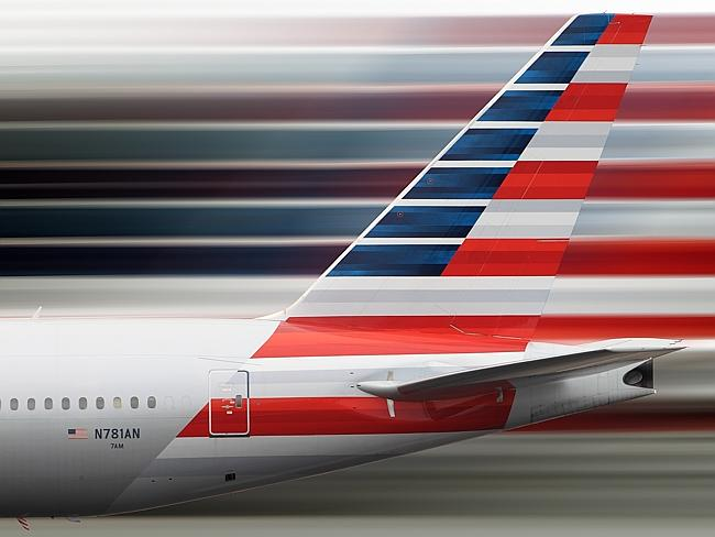Blink and you won't miss this distinctive tailfin of a Boeing 777. Picture: AirTeamImages