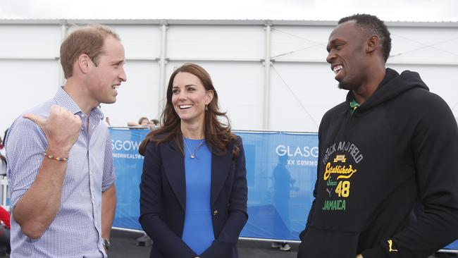 Even royal encounters weren't enough to lift Bolt's opinion of the Games.