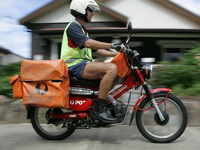 Australia Post should be sold off according to recommendations in the report released tod