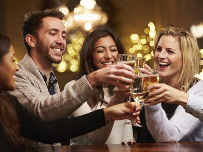 You can still enjoy a drink while getting rid of any toxins within your body. Picture: iStock.