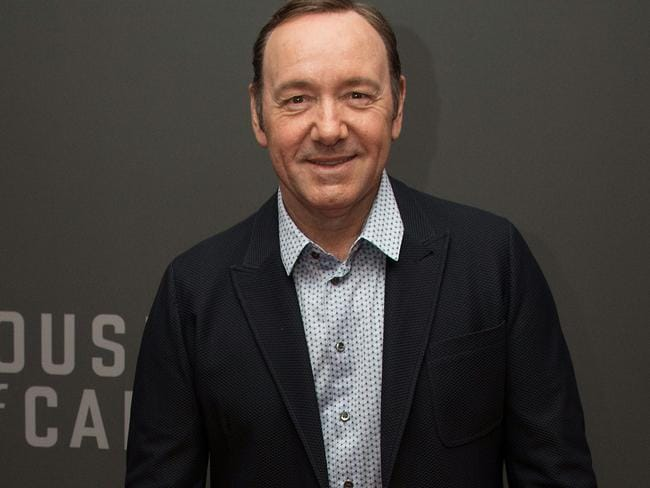 Netflix has cut ties with Kevin Spacey. Picture: AFP.