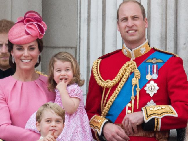 Why Princess Charlotte Wont Automatically Inherit the Title of Princess Royal