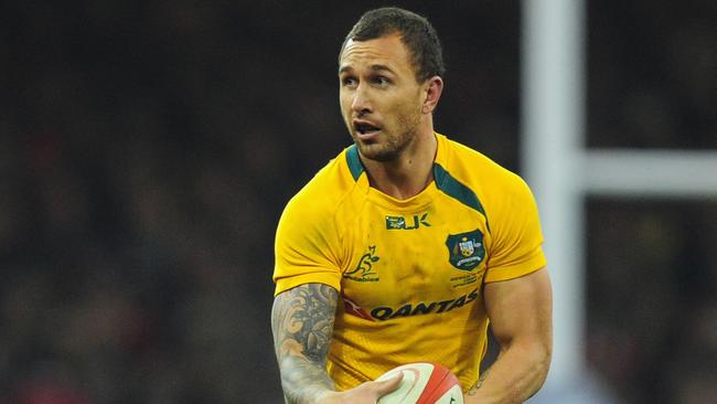 Quade Cooper to receive first chance to impress Wallabies ...