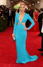 """Elizabeth Banks attends the Met Gala 2015 """"China: Through The Looking Glass"""". Picture: Getty"""