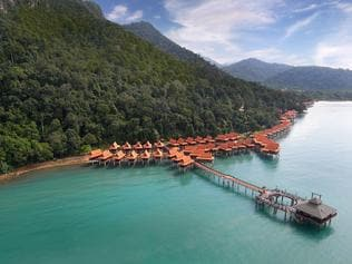 Supplied Travel OCTOBER 15 2016 DEALS Berjaya Lankawai Resort in Malaysia. For use with TravelOnline copy