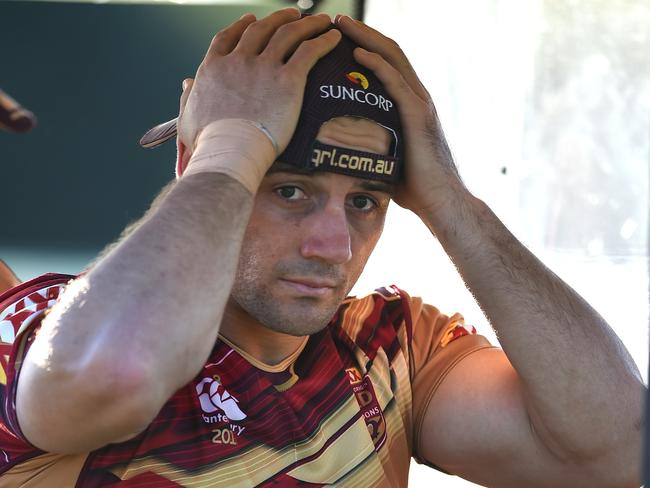 Maroons camp thrown into disarray