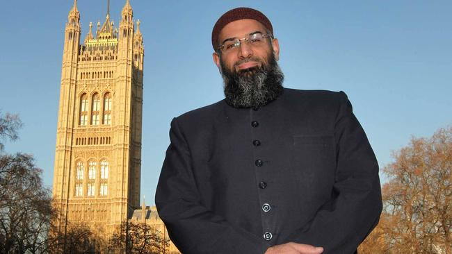 Anjem Choudary led an extremist group banned under UK terrorism laws.