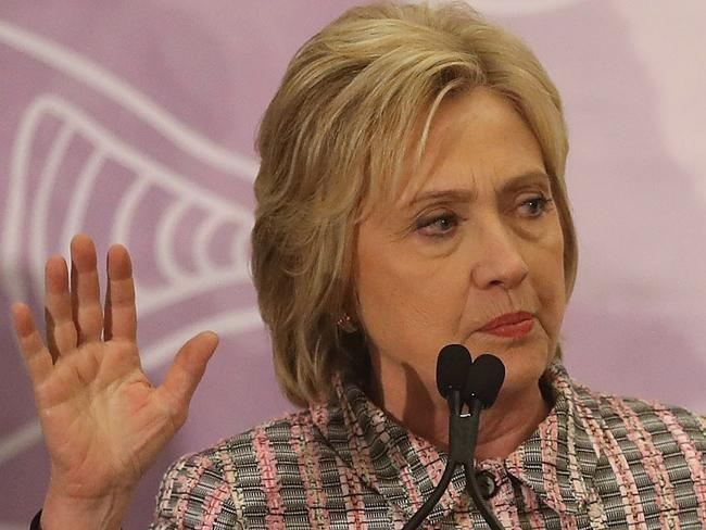The one thing that could ruin Hillary