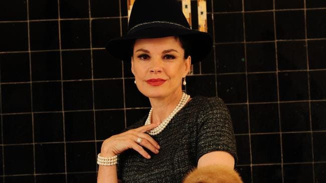 Sigrid Thornton found it 'thrilling and daunting' to play ...