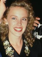 <p>Kylie Minogue from her <em>Neighbours</em> days in 1989, the acting gig that launched her career.</p>  <p>Picture: File</p>