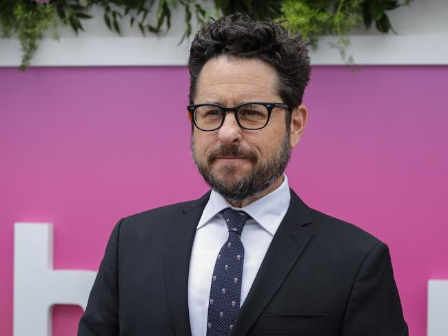 Director J.J. Abrams is to direct Star Wars: Episode IX. Picture: AFP