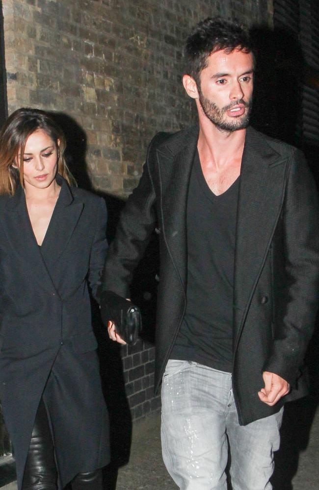 Cheryl Cole and Jean-Bernard Fernandez-Versini have not appeared in public very much in their three months together. Now, they're husband and wife. Picture: Splash News