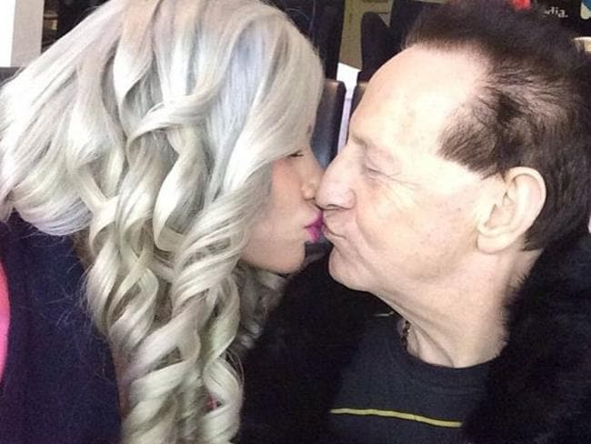 "Gabi Grecko says Edelsten is ""perfect for her""."