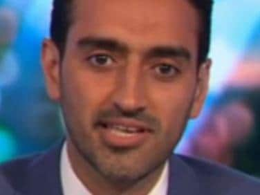 Waleed Aly's extremely cheeky boast