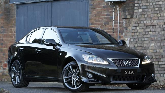 Vehicle may stall when driving in worst case scenario ... Lexus IS350s built between April 2010 and July 2011.
