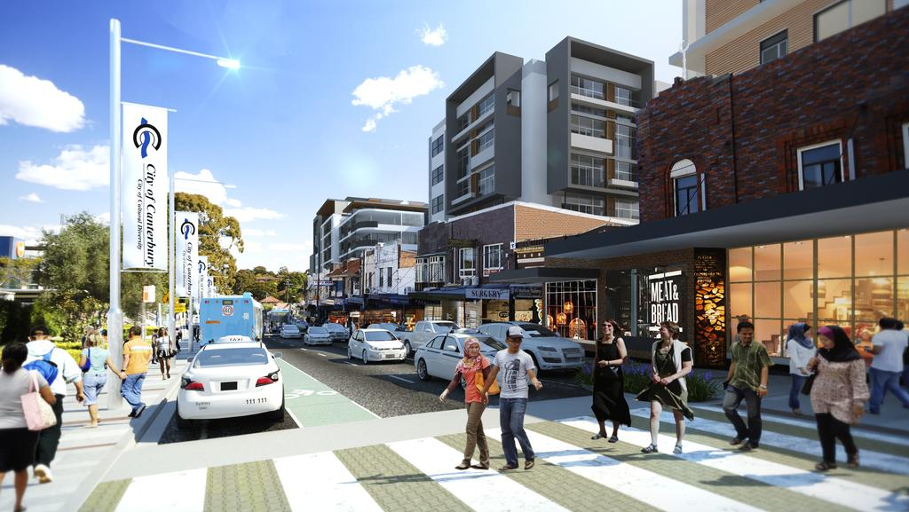 A NSW Government Report Has Revealed That The Sydenham To Bankstown Corridor Could Feasibly