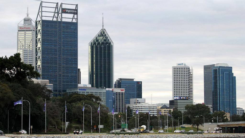 Perth faces the prospect of flash flooding, weather forecasters say.