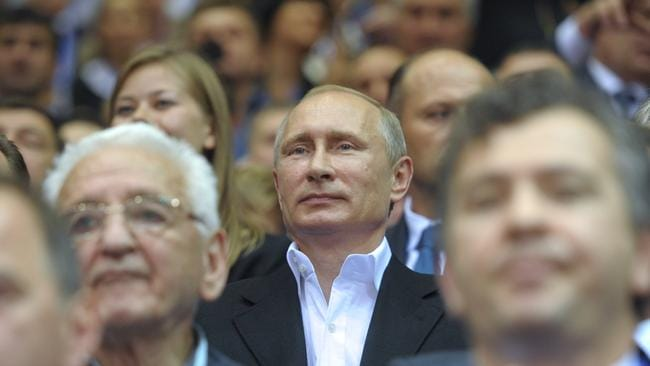 Russian President Vladimir Putin could be just a face in the crowd if the 2018 World Cup is reduced to a joke by the withdrawal of European stars.