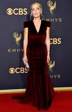 Gillian Anderson attends the 69th Annual Primetime Emmy Awards at Microsoft Theater on September 17, 2017 in Los Angeles. Picture: Getty