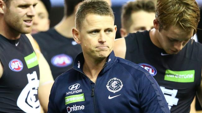 Brendon Bolton joined the Blues for the 2016 season. Picture: Getty Images
