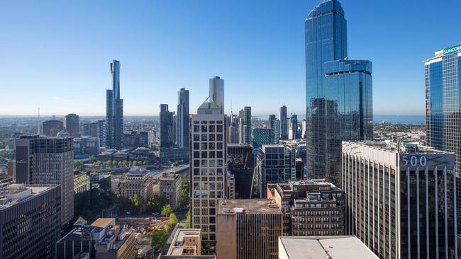 Melbourne's inner city unit market continued to be the area of concern.
