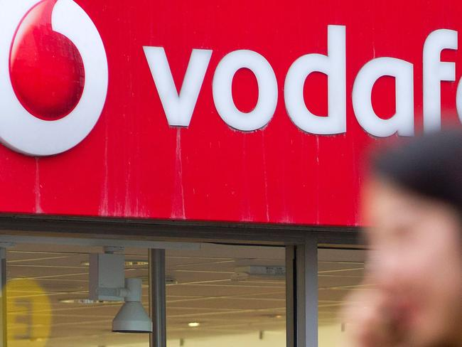 Users fume over Vodafone outage