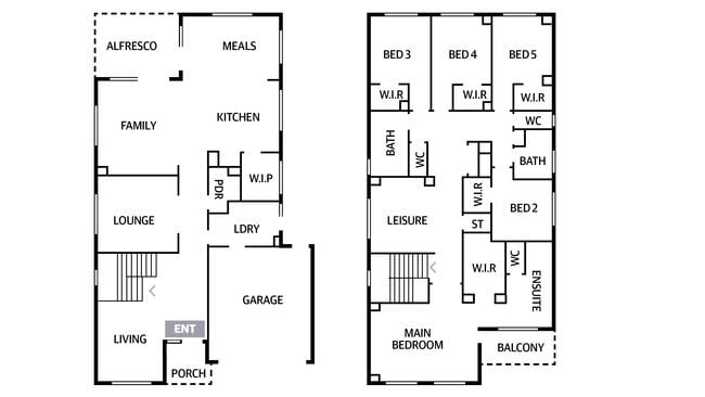 ritz 445 by bentley homes is all about lifestyle