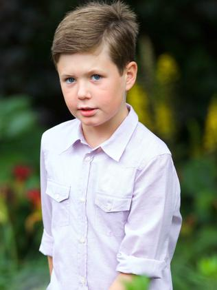 Young Prince Christian was reportedly lucky to survive the incident.