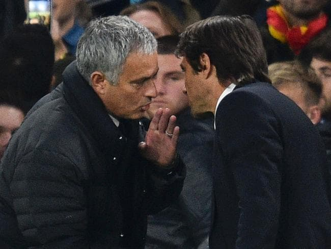 Video: Why humiliated Jose furiously berated Conte