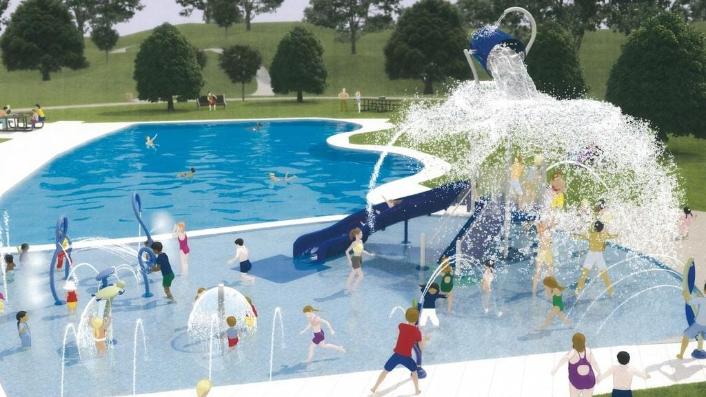 Brisbane City Council Plans 500 000 Upgrade Of Sandgate Swimming Pool To Include Waterslide