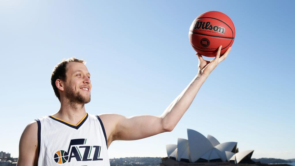 joe ingles - photo #19